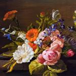 "Ю.М. Арсенюк ""Цветы"" 35x47"